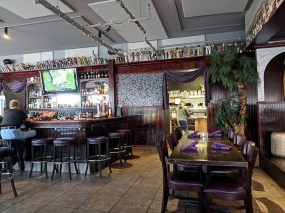 Ansari's: Bar and Kitchen