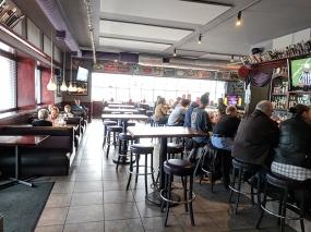 Ansari's: Bar Area