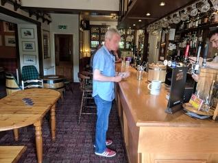 The Highlander Inn: Bar