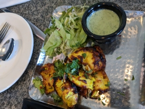 Khushi's: Chicken Tikka