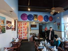 Joy's Thai: Dining room
