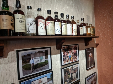 The Highlander Inn: Even more Japanese whiskies