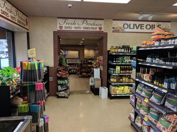 Holy Land: Fresh produce