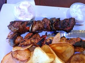 Ansari's: Mixed Grill