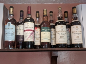The Highlander Inn: Even more Macallan