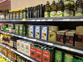Until a few years ago we had to come to Holy Land to buy grapeseed oil.