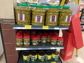 Holy Land: More Olives