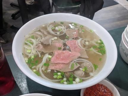 Tay Ho: Special pho