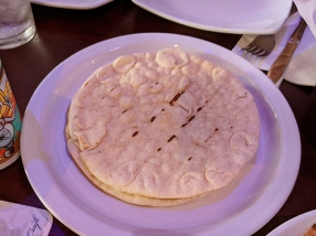Ansari's: Grilled Pita