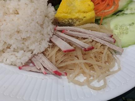 Tay Ho: Pork skin