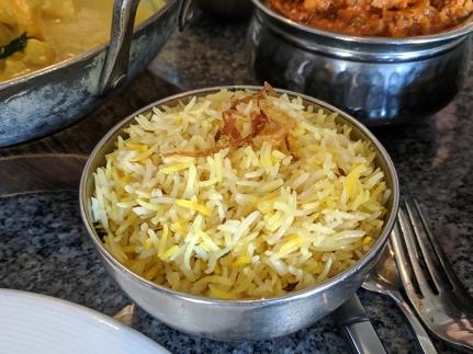 Khushi's: Rice