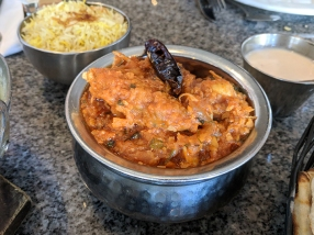 Khushi's: South Indian Chicken