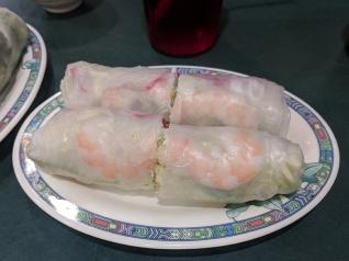 Tay Ho: Spring rolls