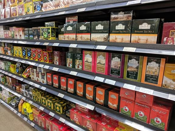 Holy Land: Tea