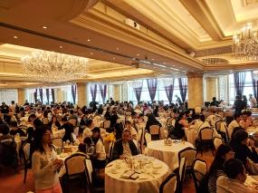 Maxim's Palace: Dining room
