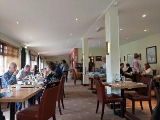 Dornoch Castle Hotel, Dining Room