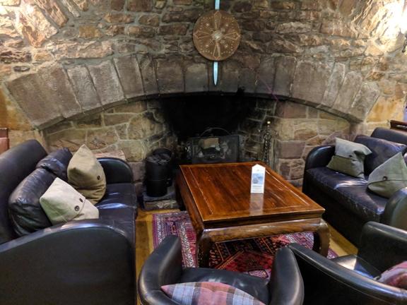 Dornoch Castle Whisky Bar, Lounge