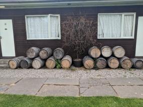 Dornoch Distillery, Barrels