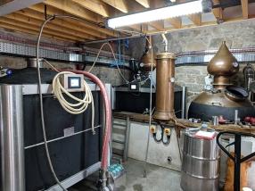 Dornoch Distillery, Equipment