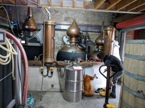 Dornoch Distillery, Stills