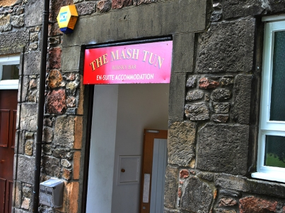 The Mash Tun: En-Suite Accomodation