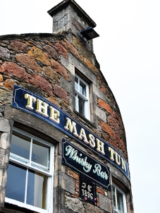 The Mash Tun: Established 1896
