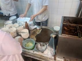 Mak An Kee, Kitchen