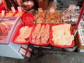 Sai Ying Pun Market, Cuttlefish2