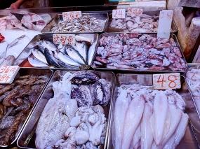 Sai Ying Pun Market, Various