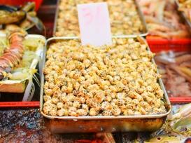 Sai Ying Pun Market, Whelks