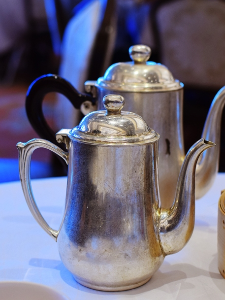 Maxim's Palace: Tea