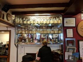 The Mash Tun: Whiskies