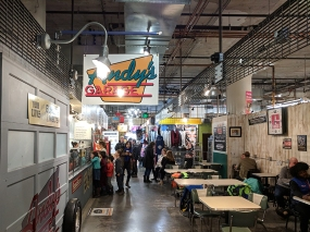 Midtown Global Market: Andy's Garage