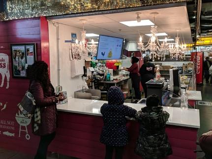 Midtown Global Market: At Mama D's