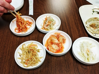 Sole Cafe: Banchan
