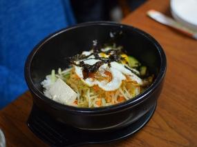Sole Cafe: Bibim Bap