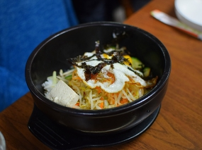 Sole Cafe: Bibim Bap