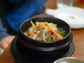 Sole Cafe: Bulgogi