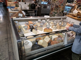 Midtown Global Market: Cheese