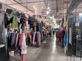 Midtown Global Market: Clothes