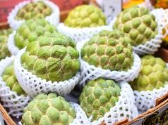 Hong Kong Fruit and Veg: Custard apple
