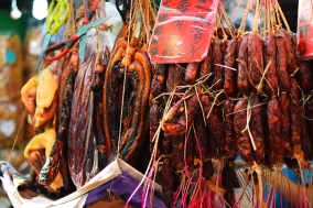 Hong Kong, 2018: Dried meats