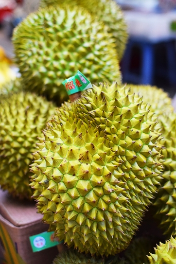 Hong Kong Fruit and Veg: Durian