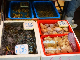Hong Kong, 2018: Even more shellfish