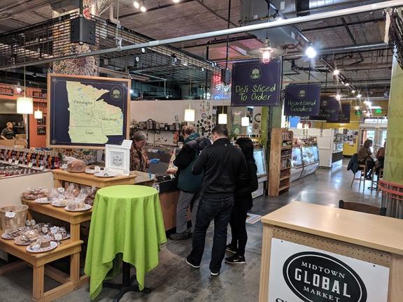 Midtown Global Market: Grassroots Gourmet