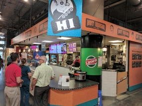 Midtown Global Market: Hot Indian Foods