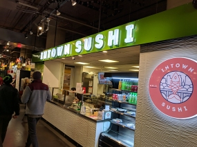 Midtown Global Market: Intown Sushi