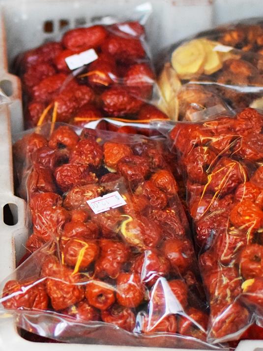 Hong Kong Fruit and Veg: Jujubes