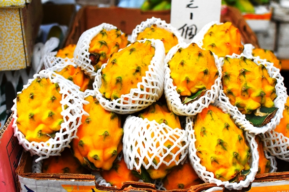 Hong Kong Fruit and Veg: Kiwano