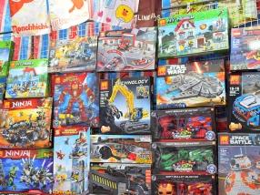 Ladies Market, LELE is not LEGO